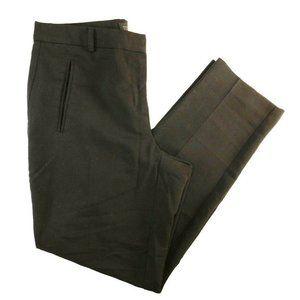 Topshop Black Skinny Leg Pants Size 2 26x25 DK19